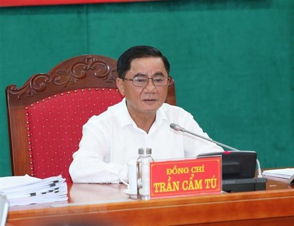Party Central Committee's Inspection Commission convenes 1st meeting hinh anh 1