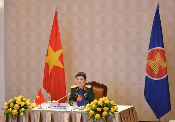 Vietnam attends ASEAN Defence Senior Officials' Meeting Working Group hinh anh 1