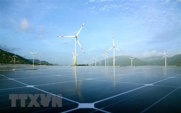 Quang Tri: Wind power projects worth over 250 million USD given go-ahead hinh anh 1