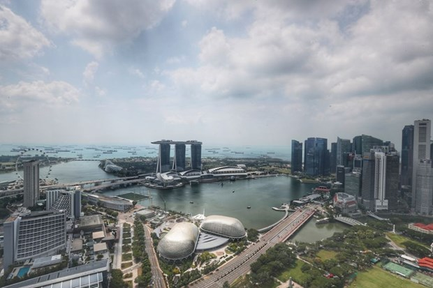 World Economic Forum in Singapore postponed until August hinh anh 1