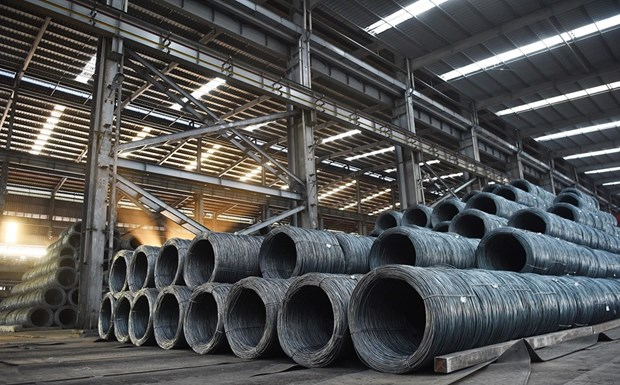 Hoa Phat posts highest crude steel output to date in January hinh anh 1
