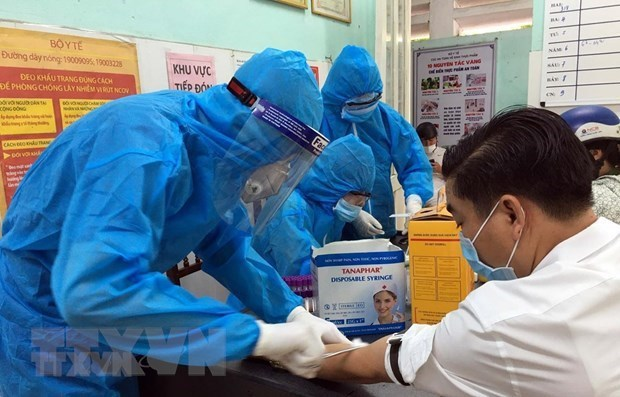 Vietnam reports no new COVID-19 cases on February 5 morning hinh anh 1