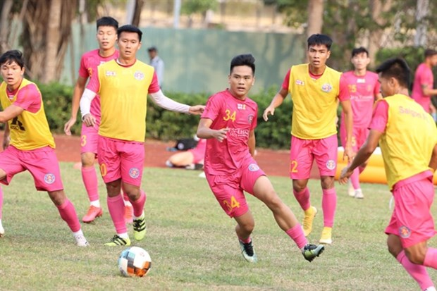 Sai Gon FC plan to send players to Japan hinh anh 1