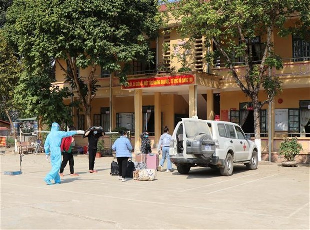 Vietnam records no new COVID-19 cases on February 6 morning hinh anh 1