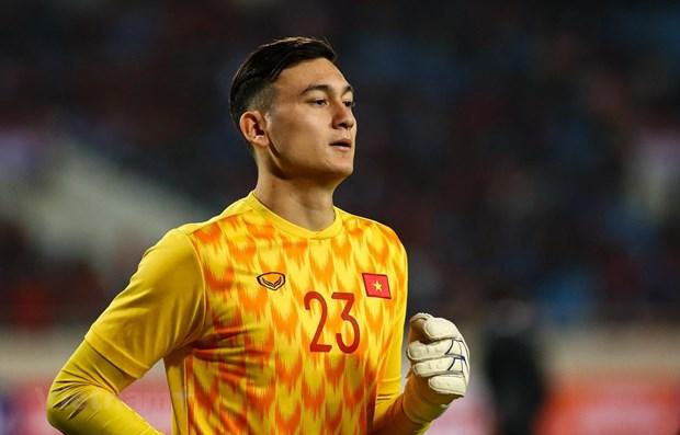 Goalkeeper Lam joins Cerezo Osaka of Japan hinh anh 1