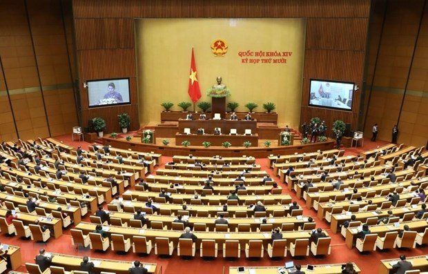 15th National Assembly expected to have 500 seats hinh anh 1