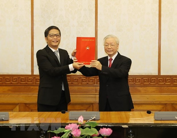 Political Bureau assigns tasks to two Politburo members hinh anh 2