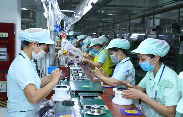 Nearly 47 percent of Japanese firms in Vietnam plan expansion hinh anh 1