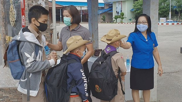 Thailand: Mae Sot schools closed as local COVID-19 cases rise hinh anh 1