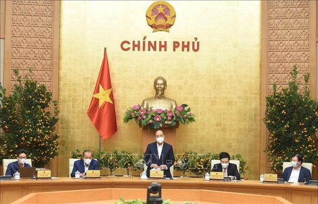 PM calls for strong local COVID-19 response hinh anh 1