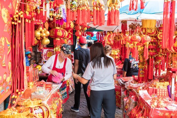 Thailand warns of COVID-19 spread on Lunar New Year hinh anh 1