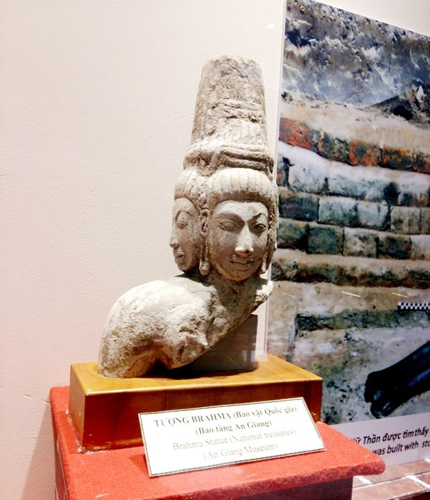 Ethnic cultures, national treasures on display at An Giang Museum hinh anh 1