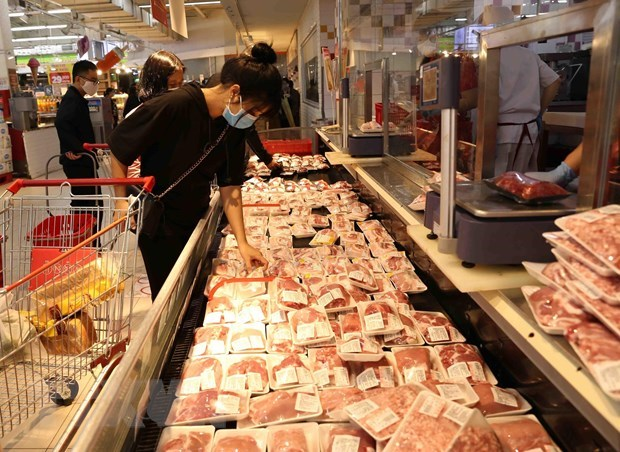Vietnam increases pork imports to cool off rising domestic prices hinh anh 1