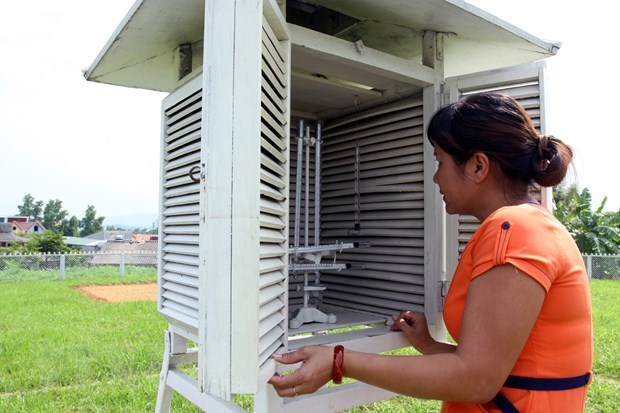 Hydro-meteorological sector continues to improve hinh anh 1