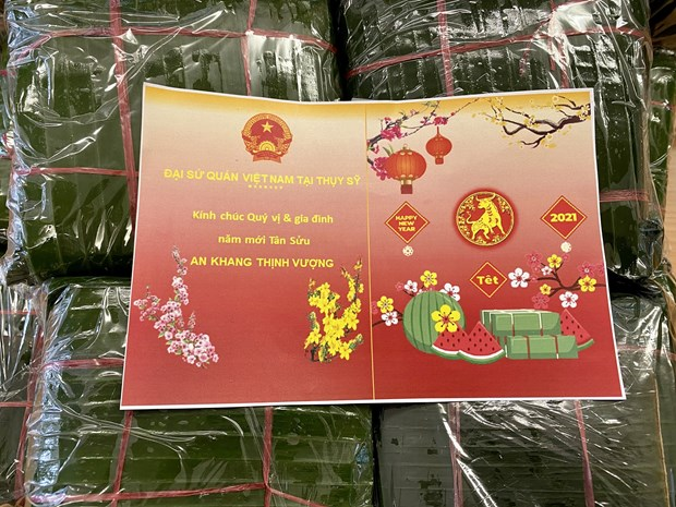 Vietnamese across the world celebrate traditional Lunar New Year hinh anh 3