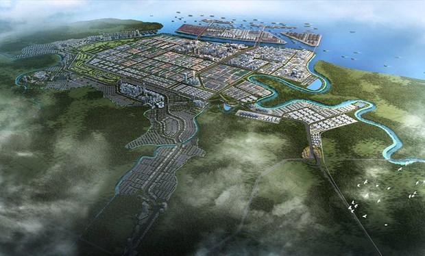 Indonesia sets up two more special economic zones hinh anh 1