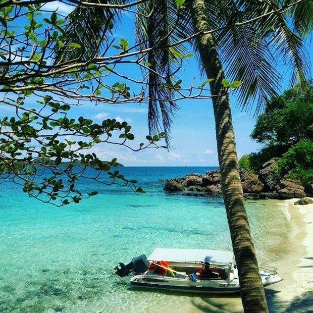 Hon Xuong island offers same beauty as Maldives hinh anh 1