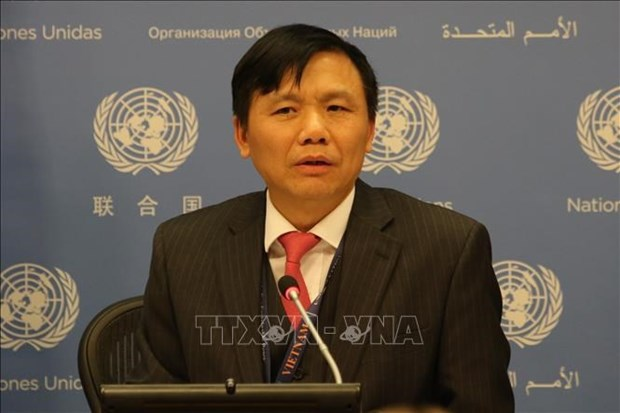 Vietnam shares development experience at UN session hinh anh 1