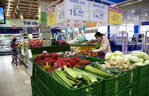 HCM City: Consumer prices see slight rise after Tet holiday hinh anh 1
