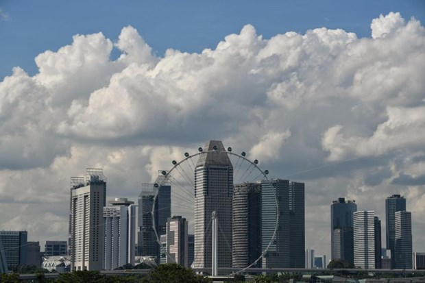 Singaporean economy on recovery, uncertainties remain hinh anh 1