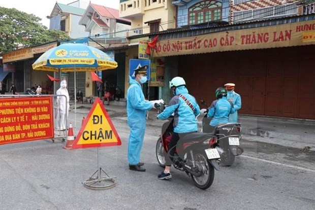 Forty cases of COVID-19 reported late February 16 hinh anh 1