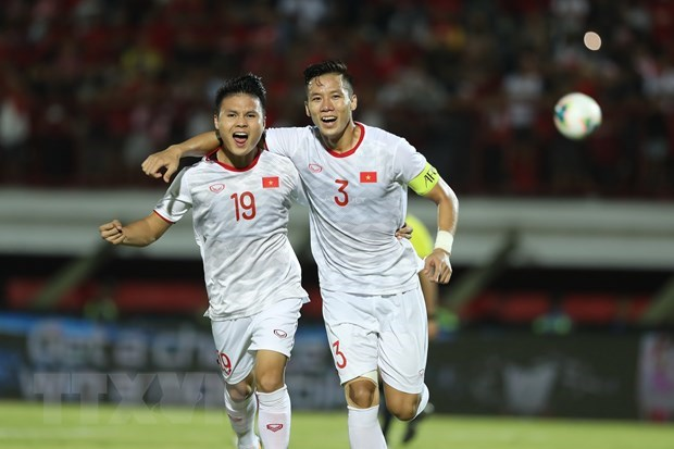 National men's football team remains in FIFA top 100 hinh anh 1