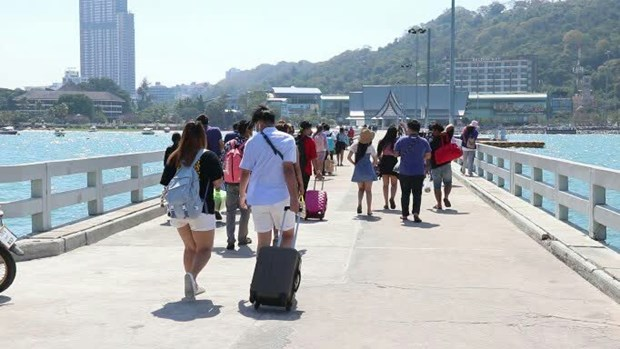 Thailand: Chon Buri tourism recovers as COVID-19 spread stalls hinh anh 1