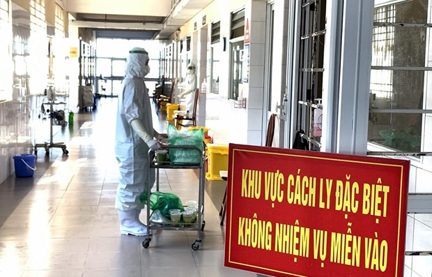 15 COVID-19 patients in Quang Ninh declared recovered hinh anh 1