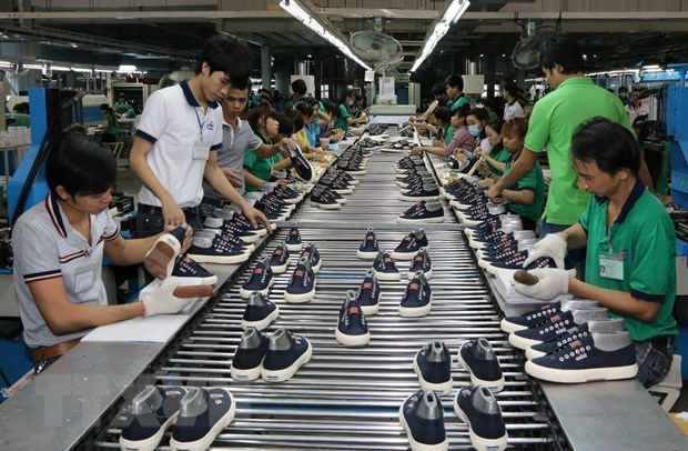 January's footwear exports rise by 26.4 percent y-o-y hinh anh 1