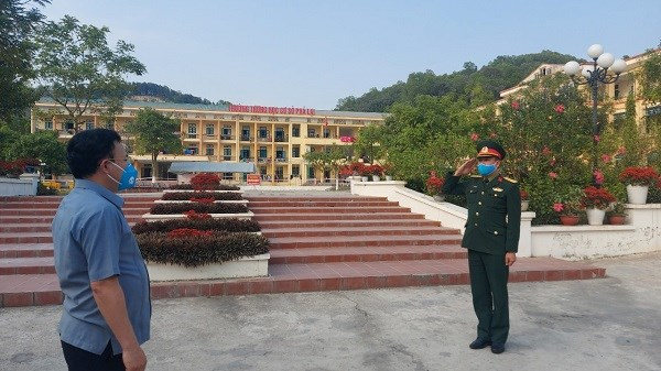 Hai Duong province puts five outbreaks under control hinh anh 1