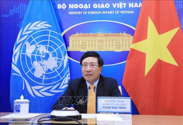 COVID-19 vaccines – shared asset of international community: Deputy PM hinh anh 1