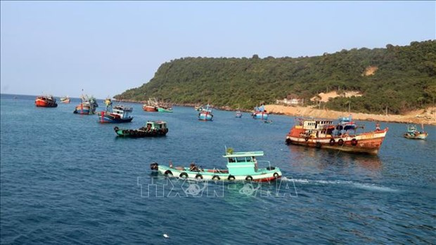 Decree provides new regulations on sea area allocations hinh anh 1