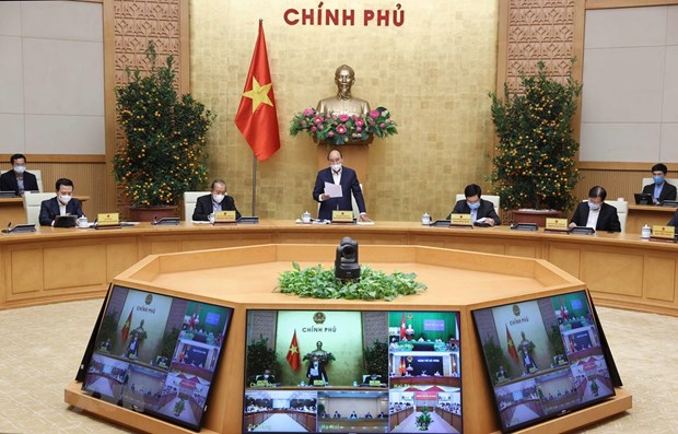 State's management must respect law of market to facilitate private sector: PM hinh anh 1