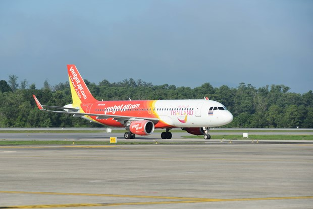Thai-branch Vietjet ranked second in market share hinh anh 2