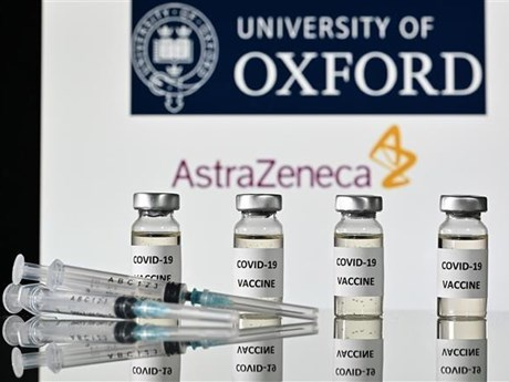 First 204,000 doses of AstraZeneca vaccine to be delivered in late February hinh anh 1