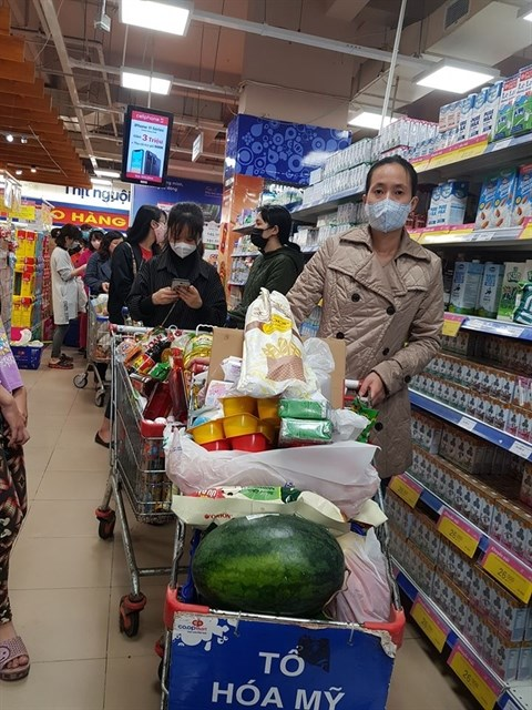 Modern trade channels, e-commerce to be further thrive: experts hinh anh 1