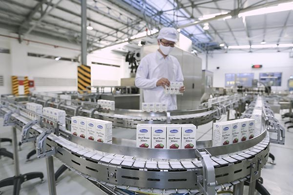 Domestic food and beverage industry has development potential hinh anh 1