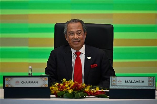Malaysian PM launches digital economy blueprint hinh anh 1