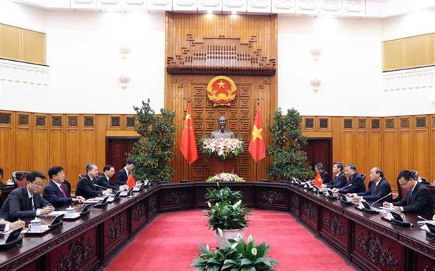 PM Nguyen Xuan Phuc receives Chinese Minister of Public Security hinh anh 2