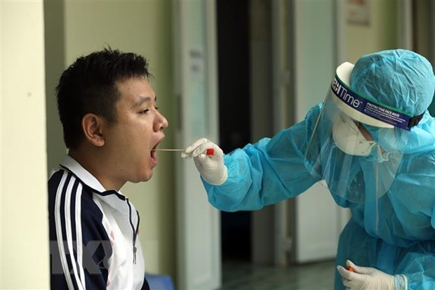 Additional 15 COVID-19 infections recorded in Hai Duong on February 19 hinh anh 1