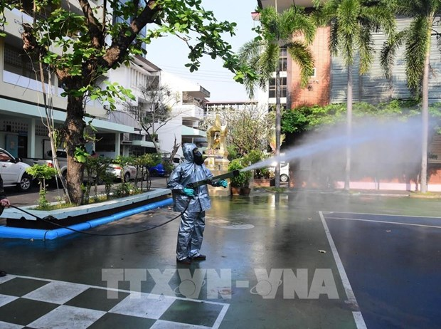 Thailand considers relaxing COVID-19 control measures in more localities hinh anh 1