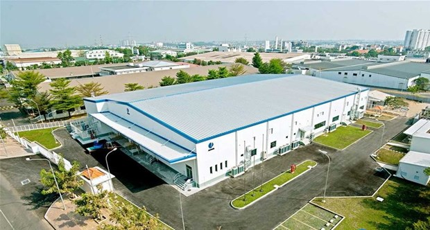 Over 123 million USD for building Thuan Thanh I Industrial Park hinh anh 1