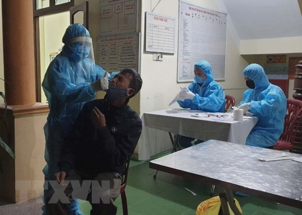 Vietnam has no new COVID-19 cases to report on Feb. 20 morning hinh anh 1