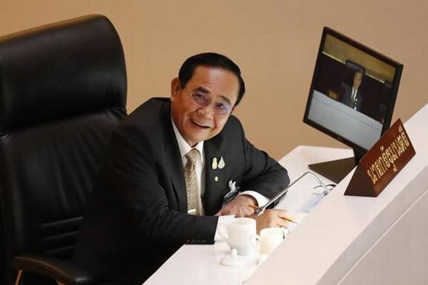 Thai Prime Minister survives no-confidence vote hinh anh 1