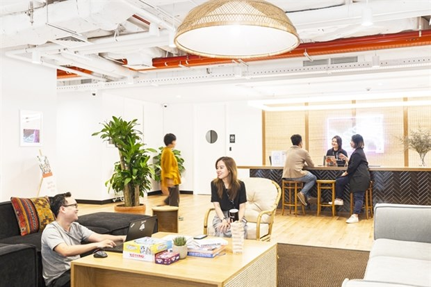 Hybrid model, the new rising trend in office market hinh anh 1