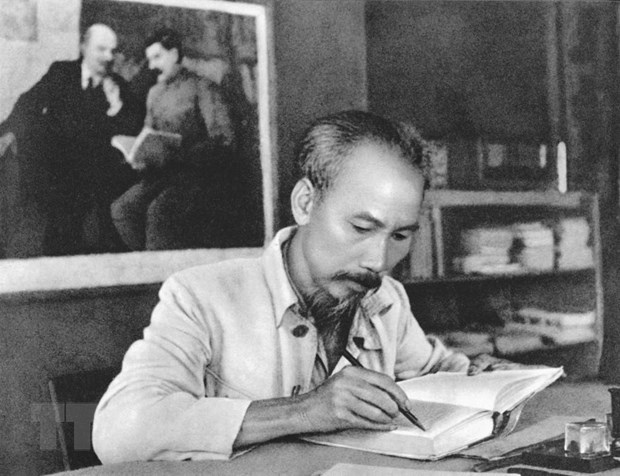 Book introduces Ho Chi Minh's selected works on systemic racism hinh anh 1