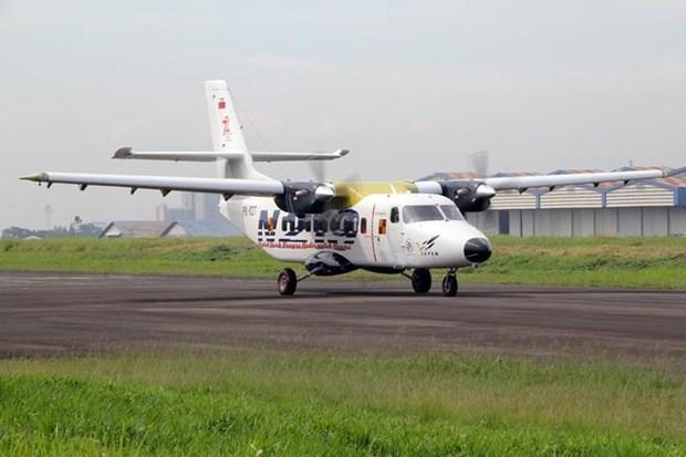 Indonesia ready to produce aircraft N219 this year hinh anh 1