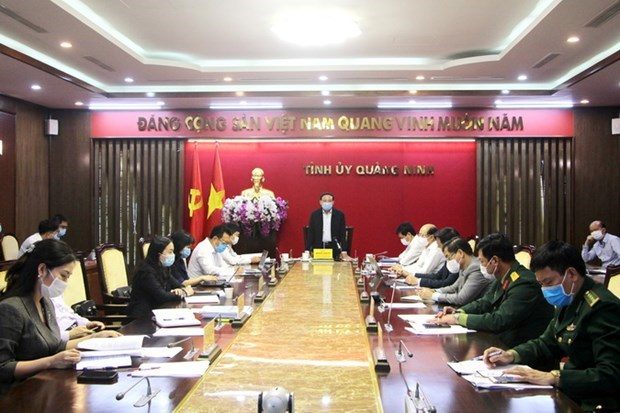 Schools in Quang Ninh to reopen next month with tightened anti-pandemic measures hinh anh 1