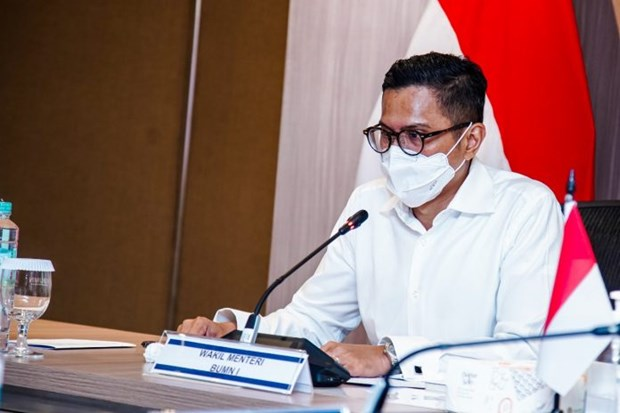 Indonesia to form world's largest geothermal group in 2021 hinh anh 1