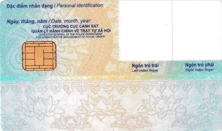 50 million chip-based ID cards to be issued by July 1 hinh anh 2